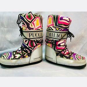 Emilio Pucci Moon Boots - Size 41 - 43